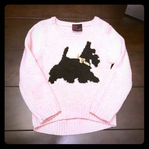 Other - Toddler Girls Pink Sweater